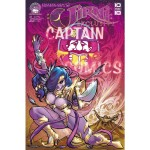 Jirni #1 Captain Comics, Inc. Variant (only 300 made)
